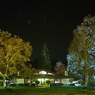 Alisal Ranch, Starry Night with Orion Overhead by A.M. Ruttle
