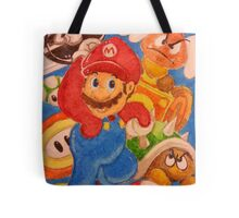 It's a Mario! Tote Bag