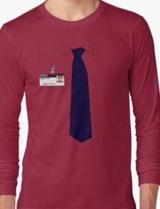 Dwight K. Schrute Uniform Long Sleeve T-Shirt