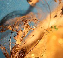 foglia e oro by Gabrielle Agius