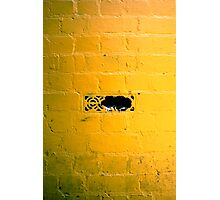 Urban Ashtray Photographic Print