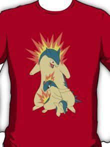 Johto Starters- Fire T-Shirt