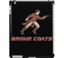 Browncoats or BladeRunners iPad Case/Skin