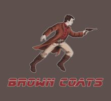 Browncoats or BladeRunners Kids Clothes