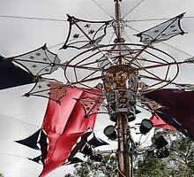 decorARTS @ Rainbow Serpent Festival 08 by OZDOOF