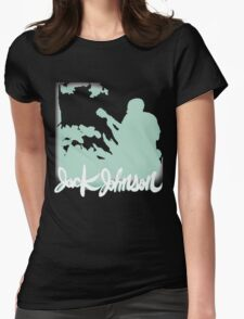 JACK JOHNSON TEE 2.1 Womens Fitted T-Shirt