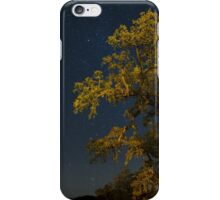 Live Oak & Starry Night iPhone Case/Skin