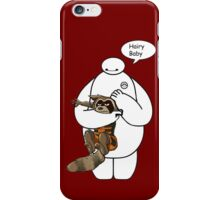 Baymax and Rocket iPhone Case/Skin