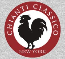Black Rooster New York Chianti Classico  Kids Tee