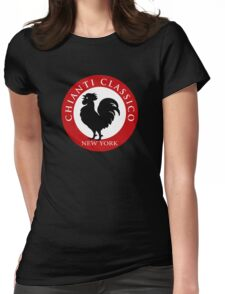 Black Rooster New York Chianti Classico  Womens Fitted T-Shirt
