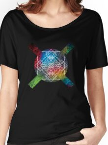 the galaxy of x Women's Relaxed Fit T-Shirt