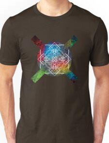 the galaxy of x Unisex T-Shirt