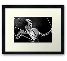 Tony Hadley Framed Print
