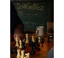 DGN Chess I Photographic Print