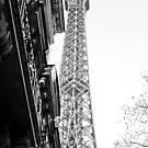 Tour Eiffel by Jean M. Laffitau