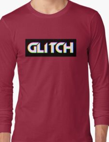Glitch Long Sleeve T-Shirt