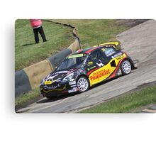 Jerome Grosset-Janin - Renault Clio Canvas Print