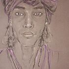 West African Societies Portrait by Gabrielle Agius