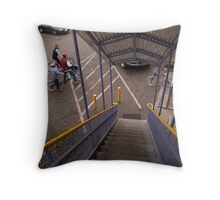 DGN - Riding Off Into the Sunset Throw Pillow