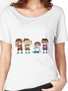 Villager Bros. (SSB4) Women's Relaxed Fit T-Shirt