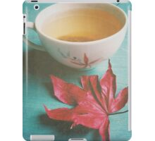 Retro Tea iPad Case/Skin