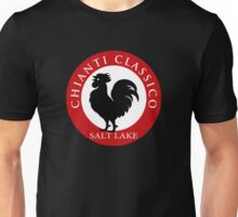 Black Rooster Salt Lake City Chianti Classico  Unisex T-Shirt