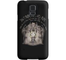 Don't Blink Samsung Galaxy Case/Skin