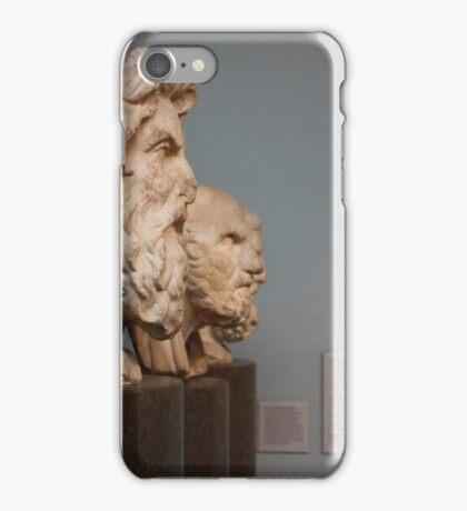 Scenes from Museum iPhone Case/Skin