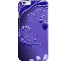 Blue Scorpion iPhone Case/Skin