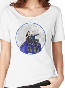 Clara and the Doctor Women's Relaxed Fit T-Shirt