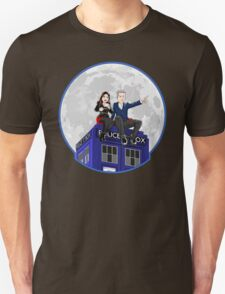 Clara and the Doctor T-Shirt