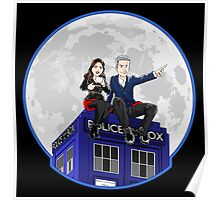 Clara and the Doctor Poster