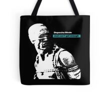 Depeche Mode : Just Can't Get Enough - invert  Tote Bag