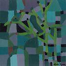 Hidden Portrait View no. 1 by Kristi Taylor