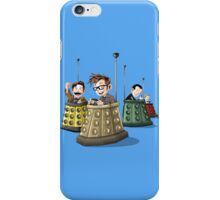 Bump the Doctor iPhone Case/Skin