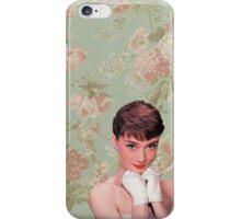 Effervescent Audrey iPhone Case/Skin