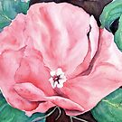 """Impatiens — Bigger Than Life"" by Carolyn Bishop"