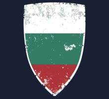 Flag of Bulgaria Kids Clothes