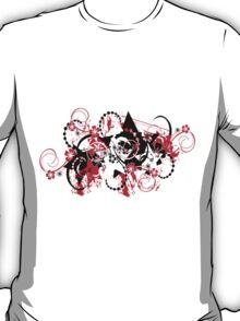 floral stars T-Shirt