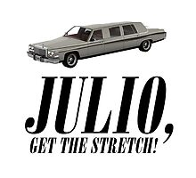 Julio.. Get the Stretch! by Dreona Ross