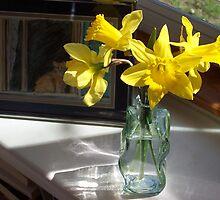 Spring Color by Carolyn Bishop