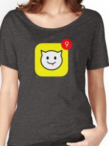 Snapcat! Women's Relaxed Fit T-Shirt