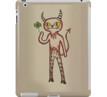 Lucky Devil iPad Case/Skin