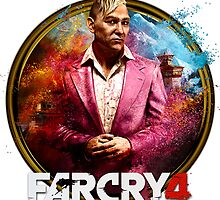 Far Cry 4 Art by Solbessx