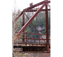 Bridge to Nowhere Photographic Print