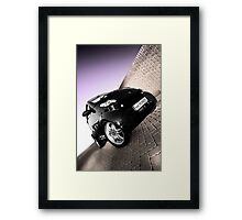 The utmost minimum power Framed Print