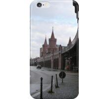 Oberbaumbrücke iPhone Case/Skin