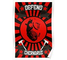 Dayz  Defend Chernarus Propaganda  Poster