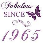 1965 Fabulous Birthday by thepixelgarden