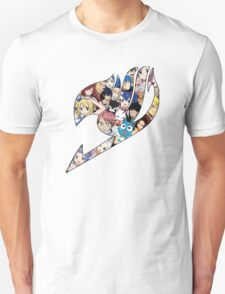 Fairy Tail Logo WITH COLOR!!! :D T-Shirt